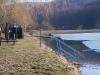 Kistolmácsi tó télen