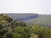 A hegyről szétnézve