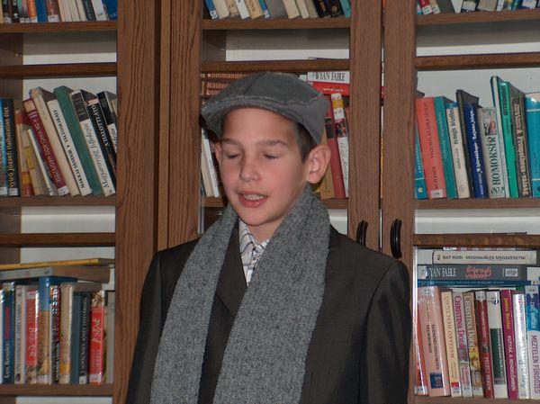 Fiatal író: Lackó