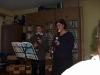 A zenészek: Marcsi és Marci