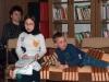 Anya és beteg kisfia : Panka és Palkó