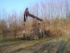 Régi olajkút Bázakerettyén