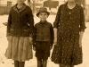 Horváth Mária, Fullér Géza, Bogár Matild 1940