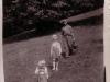 Bazsó Imre  és a lányok a hegyről hazafelé (1964)