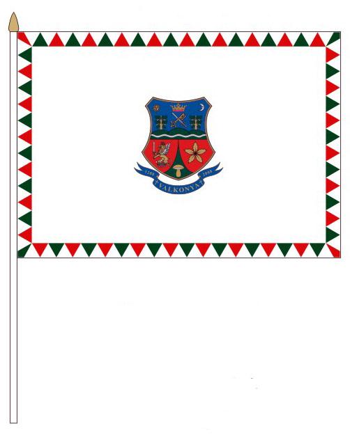 Valkonya zászlaja