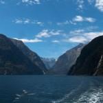 Fjordland - Új-Zéland