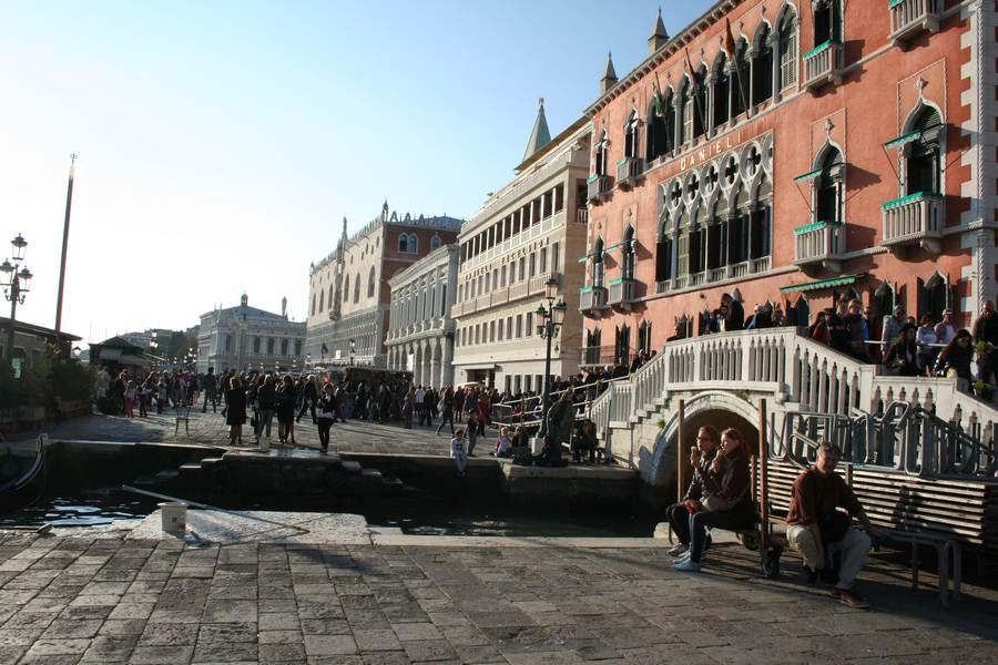 A bizonyíték, hogy ez tényleg Velence