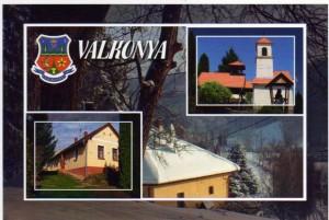Valkonya képeslapja