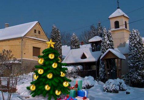 Valkonya Karácsony